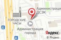Схема проезда до компании Рекламное Агентство Риц-Тк в Красноярске