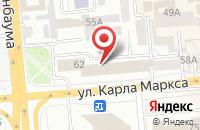 Схема проезда до компании  Новые Компьютерные Технологии в Красноярске