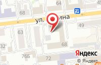 Схема проезда до компании АПТЕКА ВИТА в Бородино