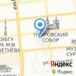 Nail Couture на карте Красноярска