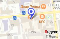 Схема проезда до компании ТОВАРИЩЕСТВО НА ВЕРЕ КОНЭКСБИЗНЕС И КО в Красноярске