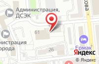 Схема проезда до компании Учебно-Методический Центр в Красноярске