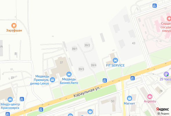 жилой комплекс Квадро