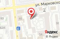Схема проезда до компании Туристическая Фирма «Два Солнца» в Красноярске