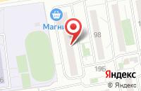 Схема проезда до компании Рекламное Агентство Магистраль в Красноярске