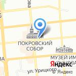 Культура на карте Красноярска