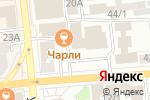 Схема проезда до компании Инвест-Строй в Красноярске