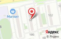 Схема проезда до компании Школа Налогоплательщиков в Красноярске