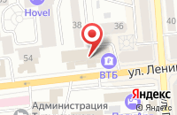 Схема проезда до компании МАГАЗИН ДЕТСКОЙ ОДЕЖДЫ КРОХА в Бородино