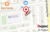 Схема проезда до компании Арт-Инфо в Красноярске