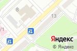 Схема проезда до компании Озорные веснушки в Красноярске
