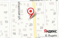 Схема проезда до компании Кенгу 24 в Сосновке
