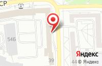 Схема проезда до компании Издательский Дом «Акв» в Красноярске