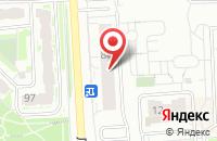 Схема проезда до компании Салон-магазин дверей и мебели в Красноярске