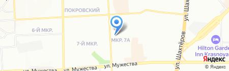 Фестиваль на карте Красноярска
