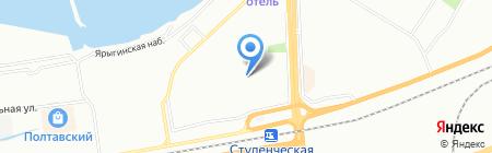 Сладкая сказка на карте Красноярска