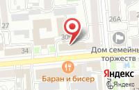 Схема проезда до компании Профит Мастер в Красноярске