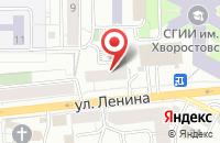 Схема проезда до компании Краснодеревщик в Красноярске