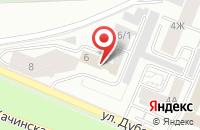 Схема проезда до компании Джуэл в Красноярске