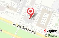 Схема проезда до компании  Крастехснаб-2000  в Красноярске