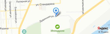 vkus-shop.ru на карте Красноярска