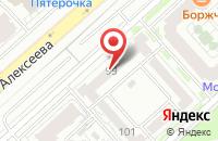 Схема проезда до компании Краслесинвест в Красноярске