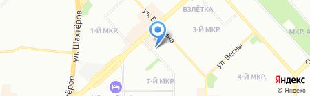 СтройСистема на карте Красноярска
