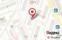 Схема проезда до компании Сити Лайн в Красноярске