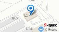 Компания ЛОГЭКС на карте