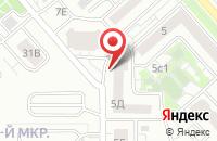 Схема проезда до компании Сибстройплюс в Красноярске