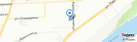 Ваше право на карте Красноярска
