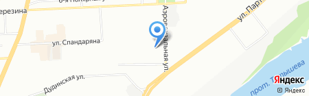 Арма-Декор на карте Красноярска