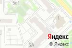 Схема проезда до компании СЭМ и К в Красноярске