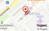 Схема проезда до компании Парамон Промоушн Енисей в Красноярске