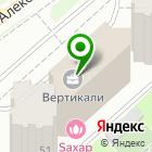 Местоположение компании ГСС-СибСталь