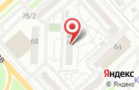 Схема проезда до компании Реклама в Красноярске