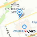 Rich Toys на карте Красноярска