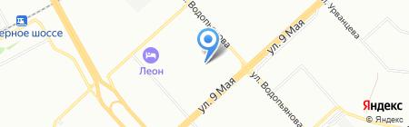 Детский доктор на карте Красноярска