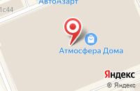 Схема проезда до компании Финтерра в Красноярске