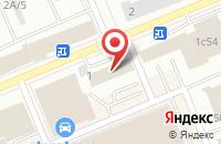 Схема проезда до компании Пилот в Красноярске