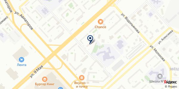 Smart Dream на карте Красноярске