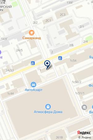 ТОРГОВЫЙ ДОМ ВАВИЛОН на карте Красноярска