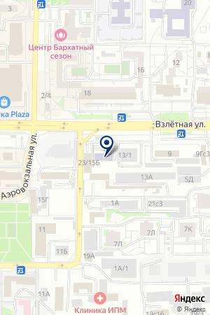 ГОУ КРАСНОЯРСКИЙ АВИАЦИОННЫЙ ТЕХНИЧЕСКИЙ КОЛЛЕДЖ ГРАЖДАНСКОЙ АВИАЦИИ на карте Красноярска