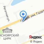 Чайный мастер на карте Красноярска