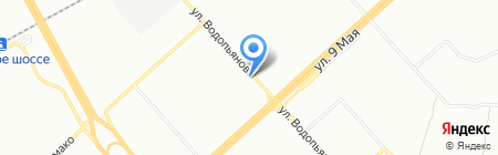 Аккумуляторные центры Мир аккумуляторов на карте Красноярска