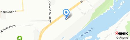 ФармСибКо на карте Красноярска