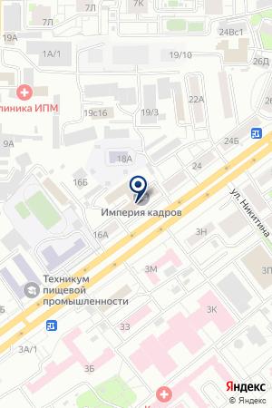 ТОРГОВО-СЕРВИСНАЯ ФИРМА BLACK MAX на карте Красноярска