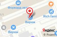 Схема проезда до компании Негосударственное образовательное учреждение Красноярский институт социально-экономических наук в Красноярске