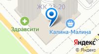 Компания Трезвые грузчики на карте