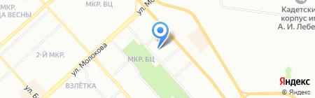 Семейная аптека на карте Красноярска